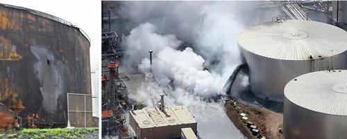 HuskyEnergyRefineryExplosion2018